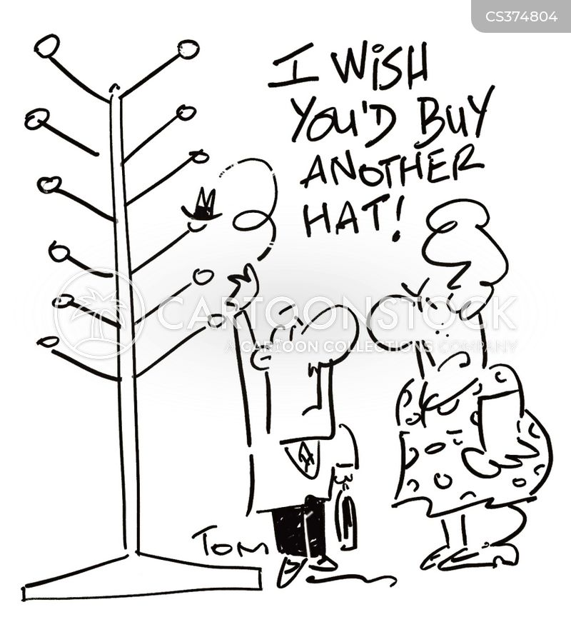 milliner cartoon