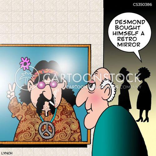 retor cartoon