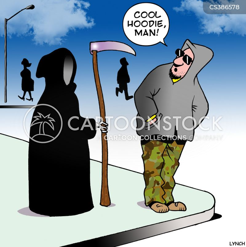 Cloaks Cartoons And Comics Funny Pictures From Cartoonstock