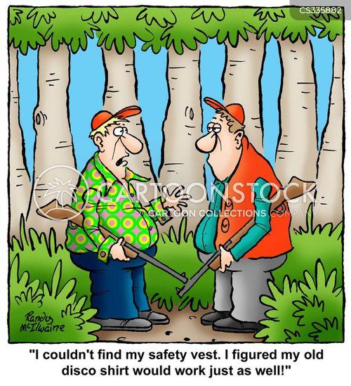 safety vest cartoon