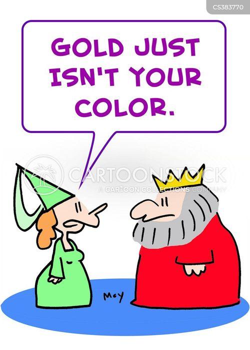 wrong colours cartoon