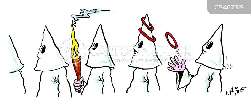 facism cartoon