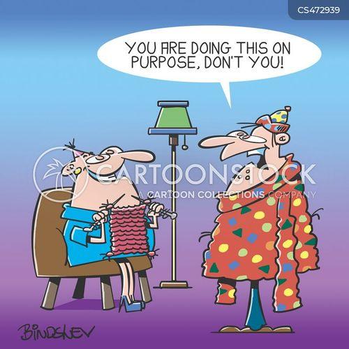 woolly jumpers cartoon