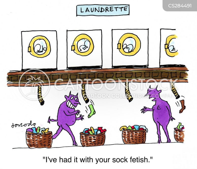 odd socks cartoon