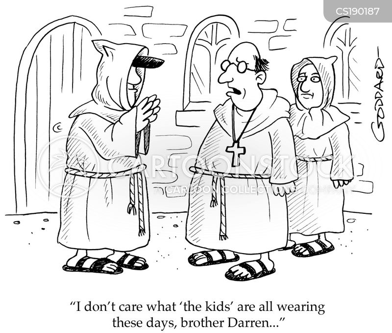 robe cartoon