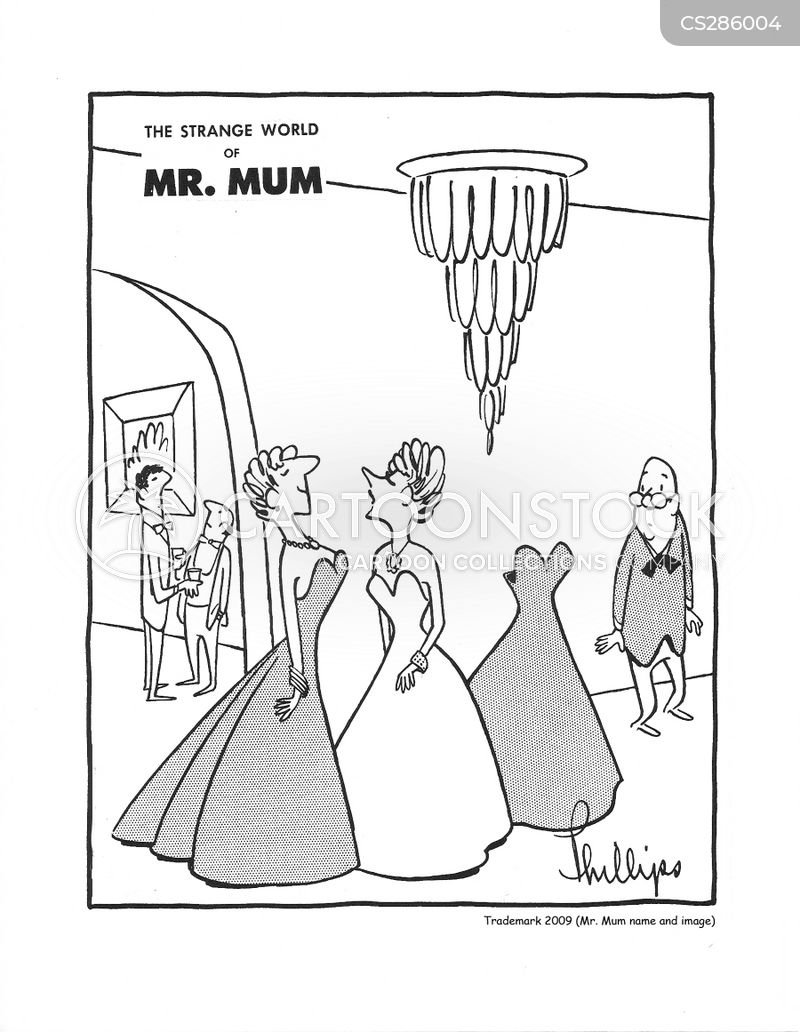 debutantes cartoon