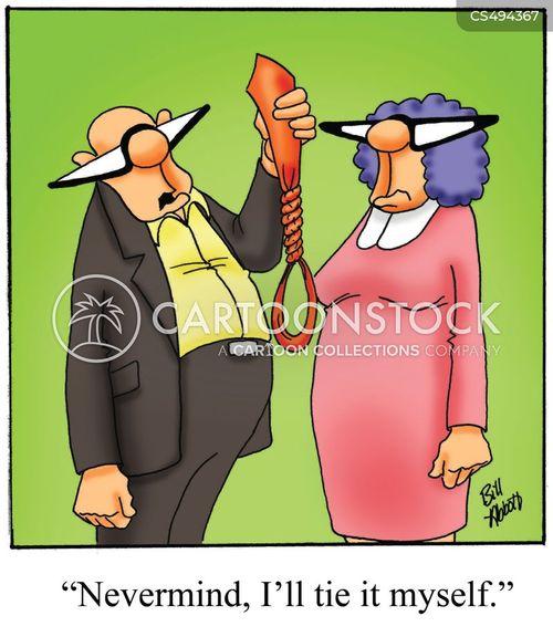 neck-ties cartoon