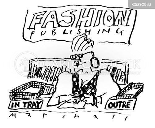 outrageous cartoon