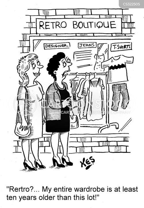 haute couture cartoon