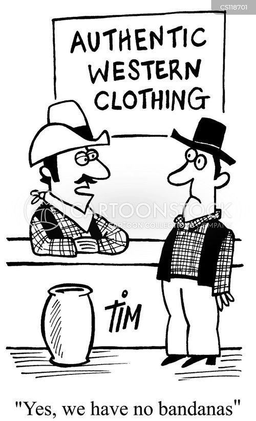 cloths cartoon