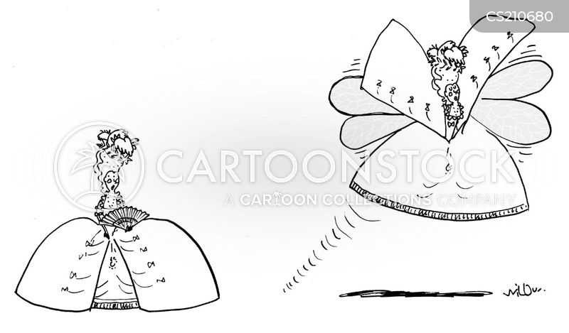 Petticoat cartoons, Petticoat cartoon, funny, Petticoat picture