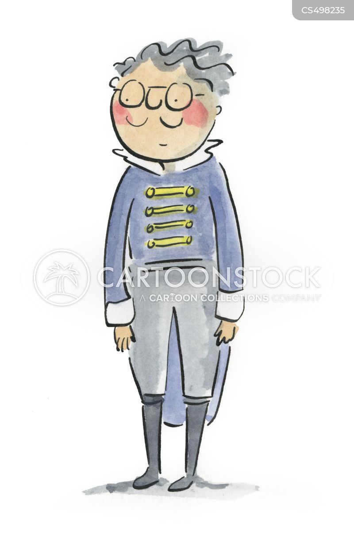 tailcoat cartoon