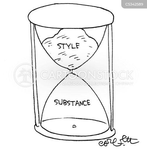 substance cartoon