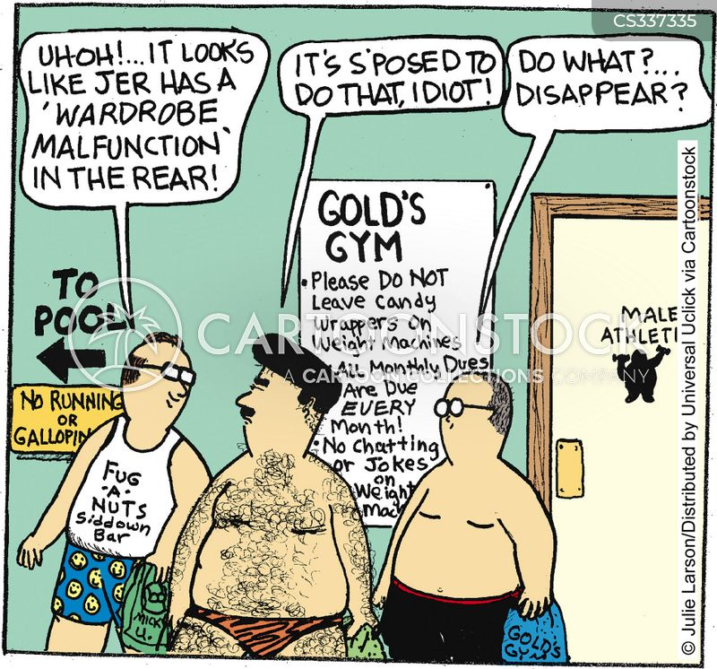 swimming trunks cartoon