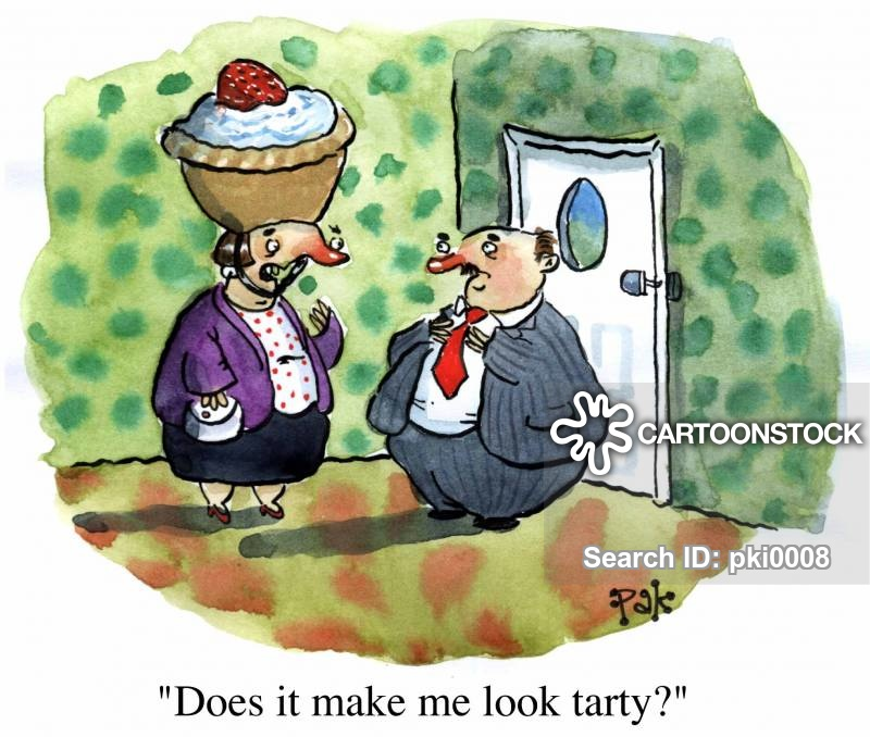 tarty cartoon