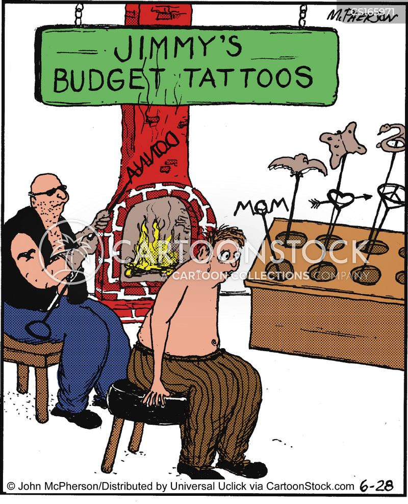 Tattooing cartoons, Tattooing cartoon, funny, Tattooing picture, Tattooing pictures, Tattooing image, Tattooing images, Tattooing illustration, Tattooing illustrations