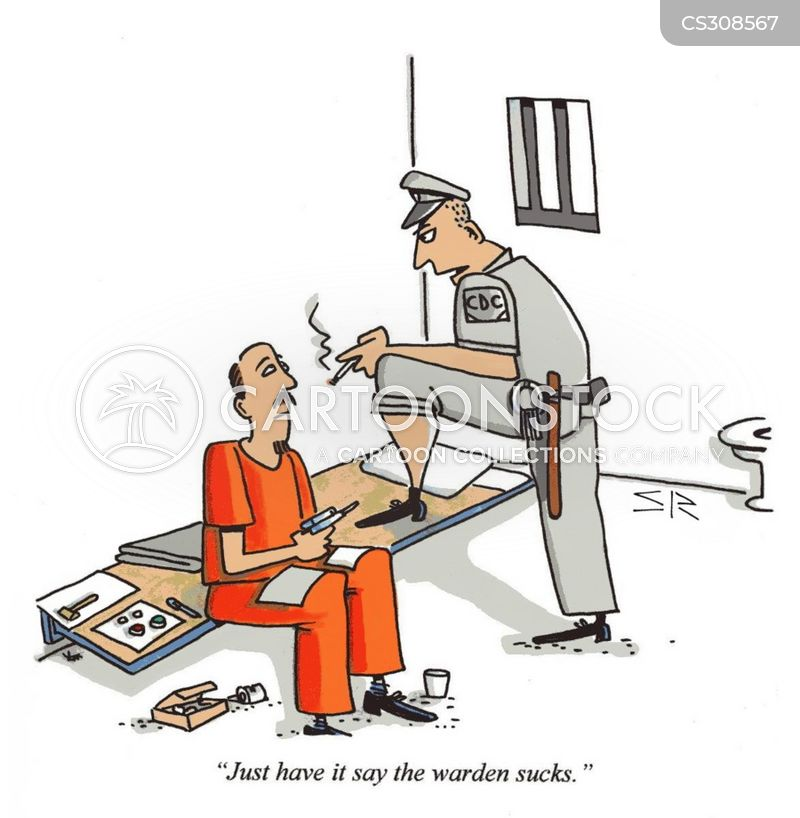 Corrections Officer Cartoons And Comics Funny Pictures