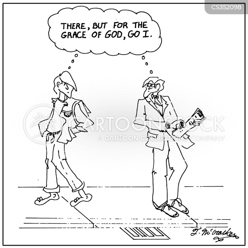 counting your blessings cartoon