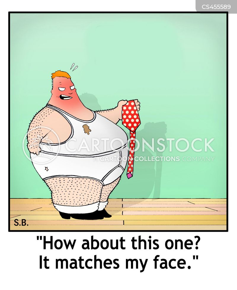 polka dots cartoon