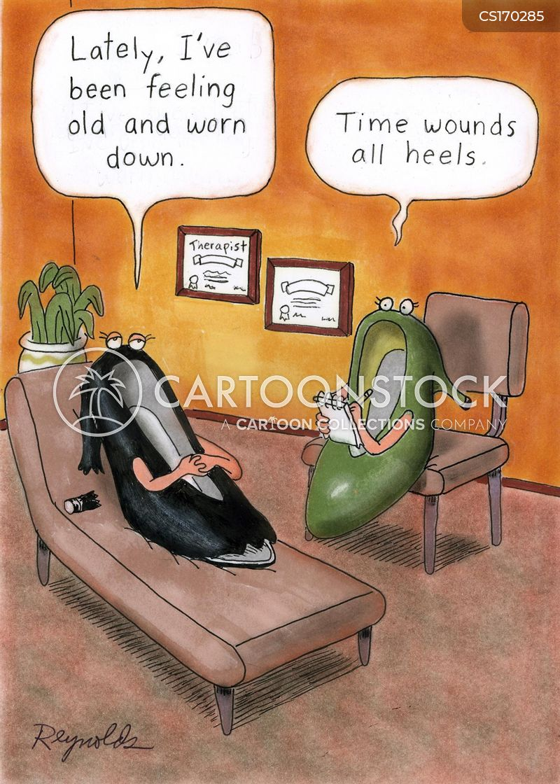 wound cartoon