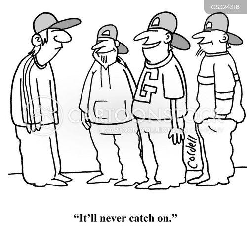 trendsetter cartoon