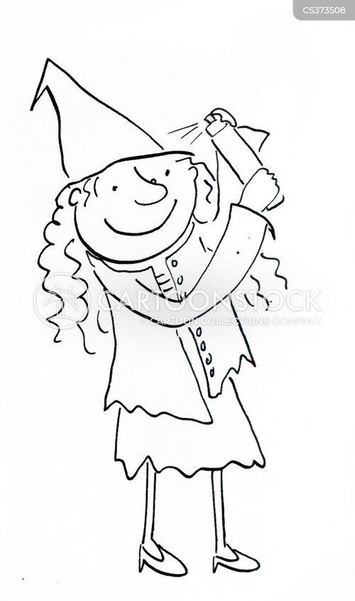witchcrafts cartoon