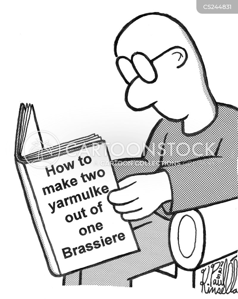 brassiere cartoon