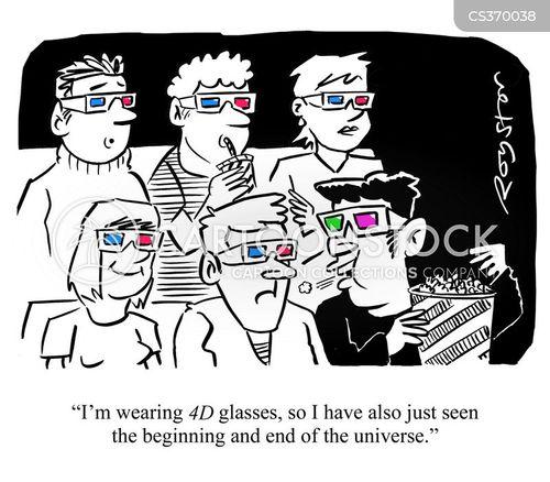 4d cartoon