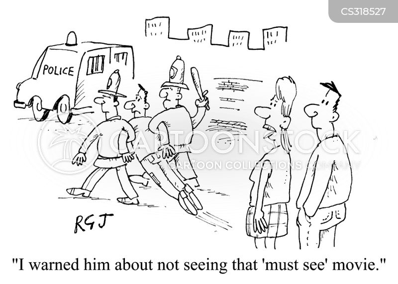 punning cartoon