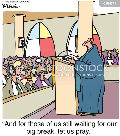 next in line cartoon