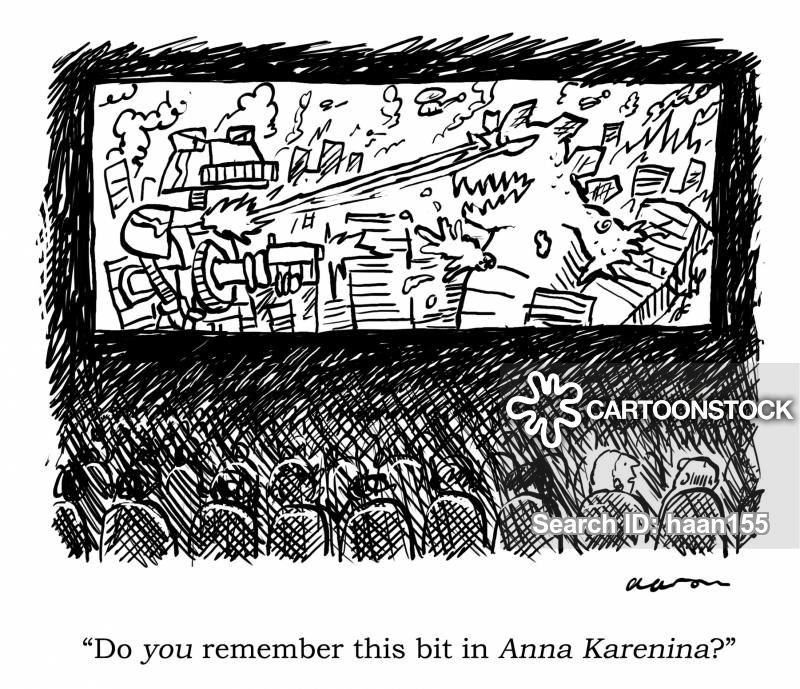 literatures cartoon