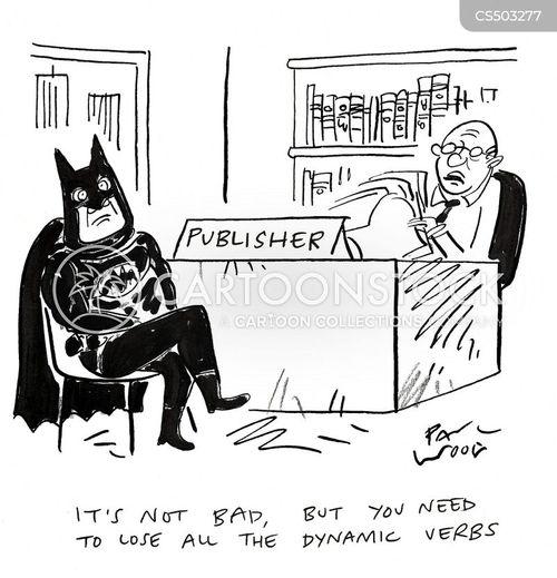 dynamic cartoon