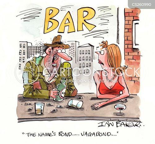 vagabonds cartoon
