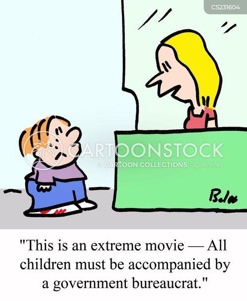cinema tickets cartoon