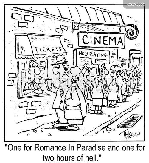 hollywood movie cartoon