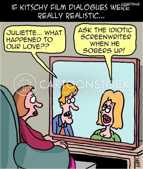 dialogues cartoon