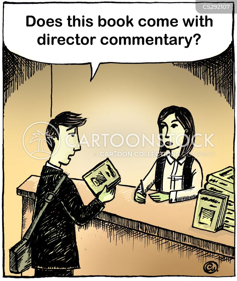 commentaries cartoon