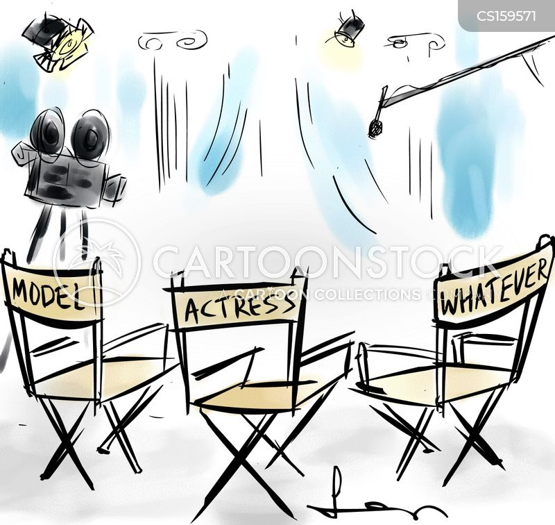 movie set cartoon