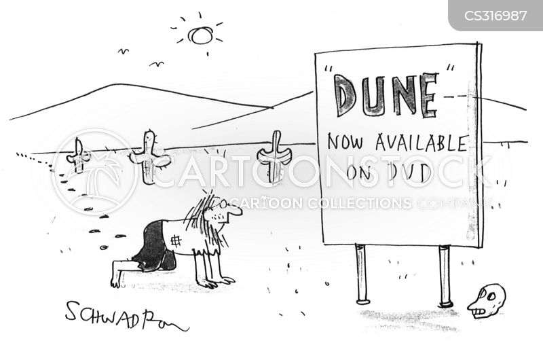 desolate cartoon