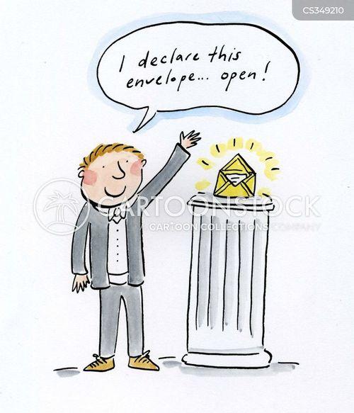 opening ceremony cartoon