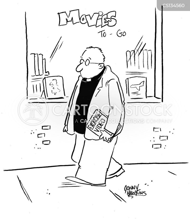 movie rentals cartoon