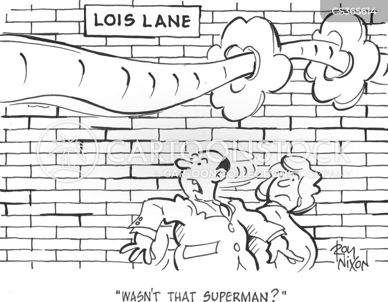 street names cartoon