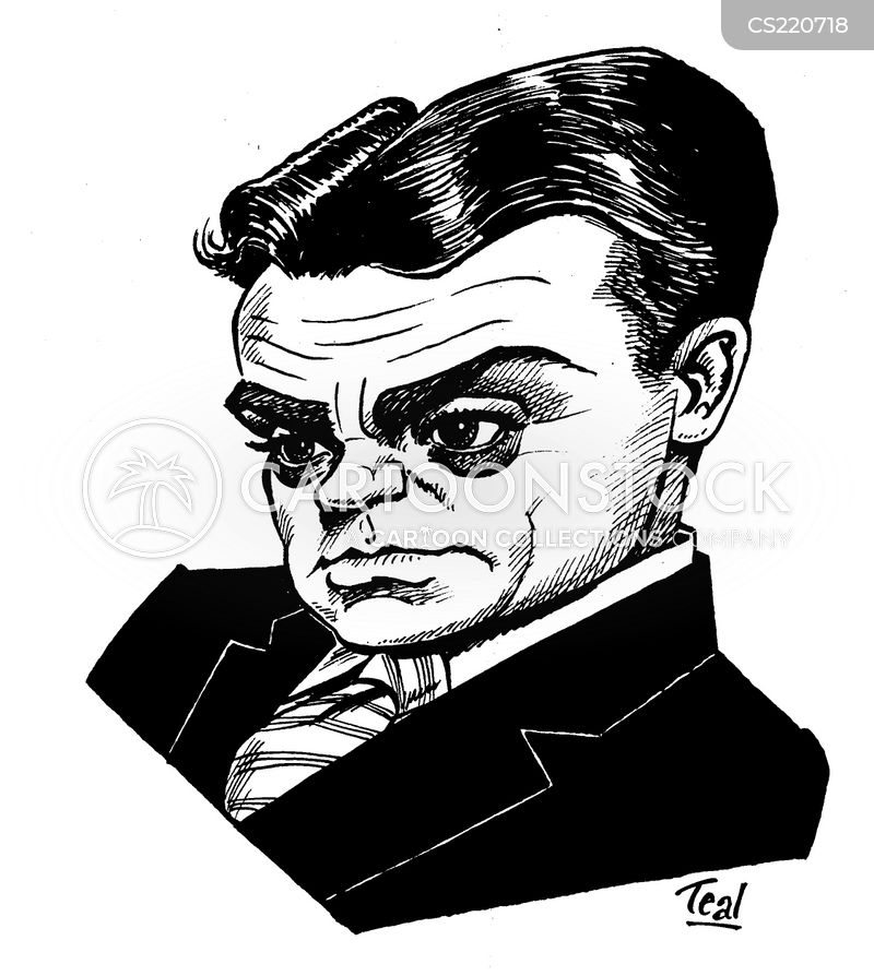 james cagney cartoon