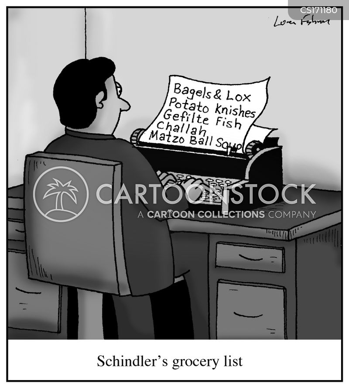 holocaust cartoon