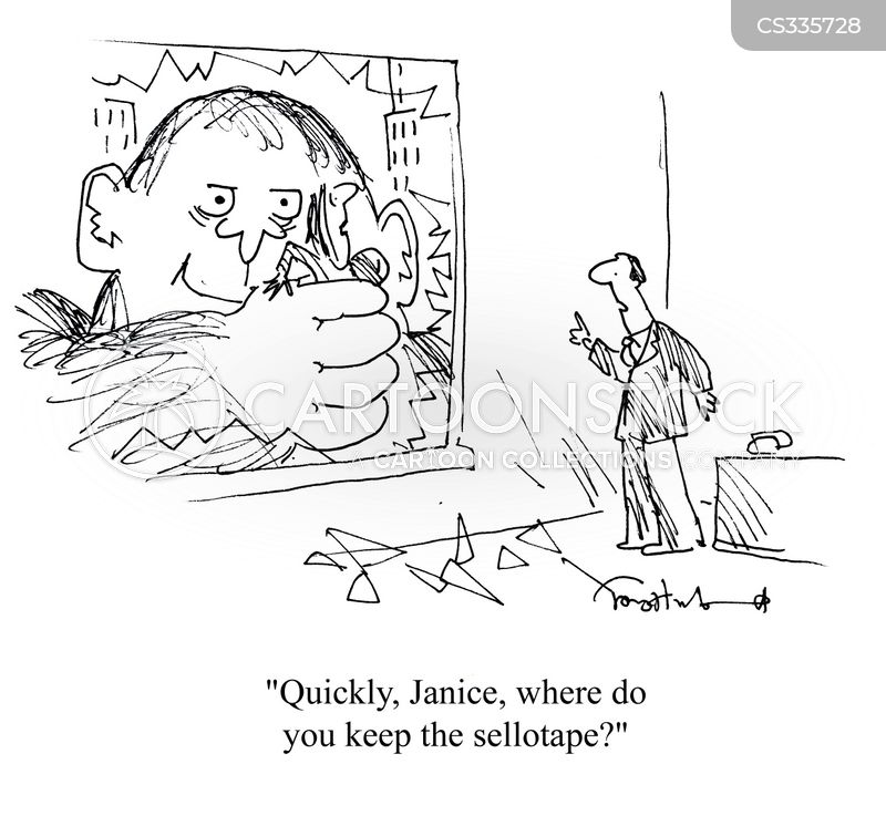 abducts cartoon