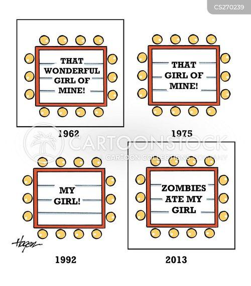 film titles cartoon