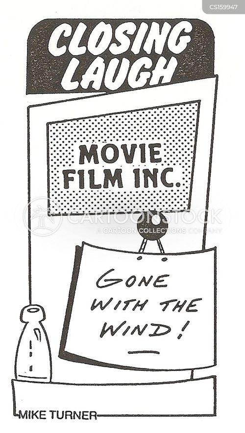 movie productions cartoon