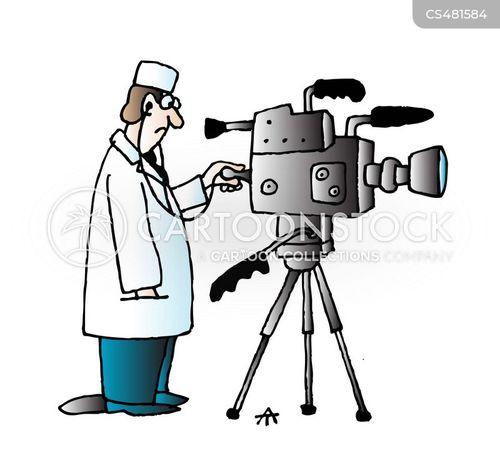 filmmaking cartoon