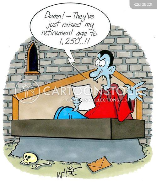 vampire myth cartoon