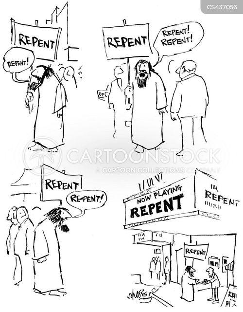 repent cartoon